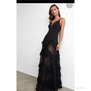 Evening dress, perfect for a wedding, holiday